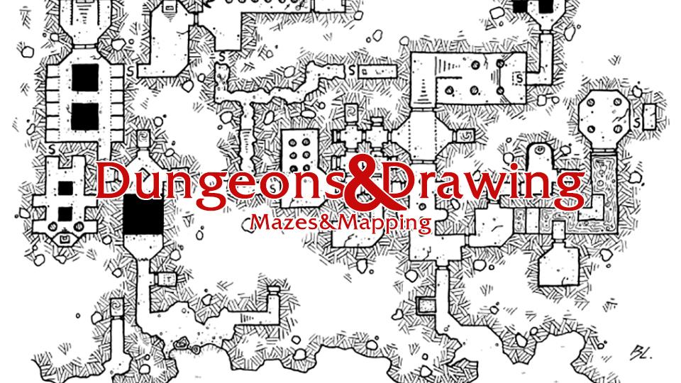 Attercap Net | Dungeons & Drawings (aka: Mazes & Mapping)