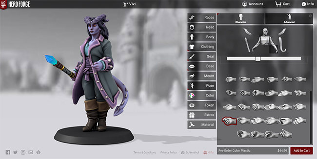Image result for hero forge